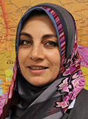 Associate Prof. Samar Ahmed, MSc, MD, JMHPE